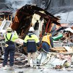 Officials blame PSE for Greenwood explosion that injured Seattle firefighters