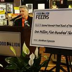 Second Harvest to double footprint, receives $1.5M donation