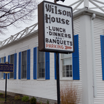 Historic Wilson House officially on the market