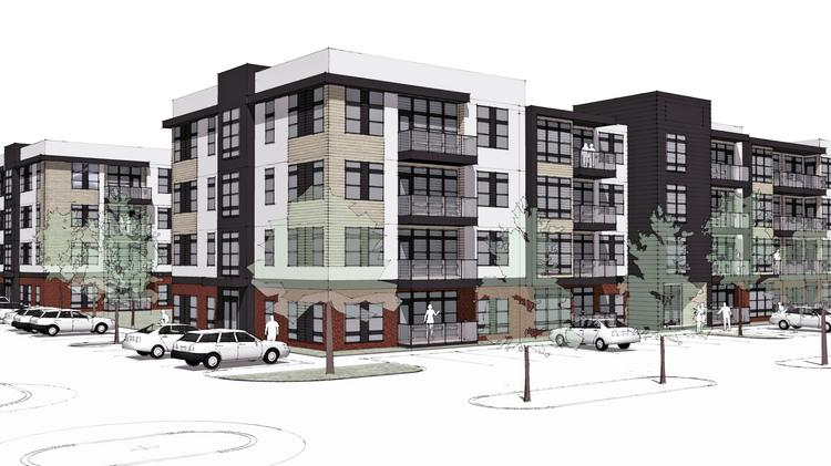 Clintonville apartment proposals by vision development preferred vision developments proposed dixie apartments project on indianola malvernweather Choice Image