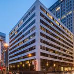 Private equity player takes $103 million stake in North FiDi building