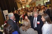 More than 300 attendees were on hand to honor the 2013 class of TBJ's Women in Business winners.