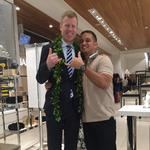 Co-president of Nordstrom impressed by new Ala Moana Center store