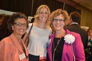 Women in Business winner Beth Roden with BayerCrop Science (far right) along with Jeanne Tedrow and Stephanie Weschke.