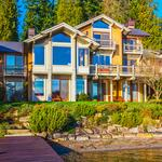 Patti Payne's Cool Pads: Famed architect's $5.9M Mercer Island waterfront manse listed