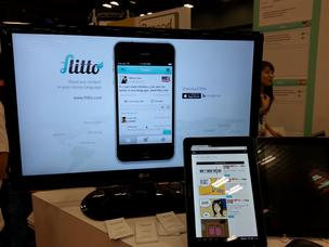 Jessica Best of emfluence highlighted Flitto, a new mobile app born out of Korea. Flitto helps users translate tweets in real time in 14 languages.