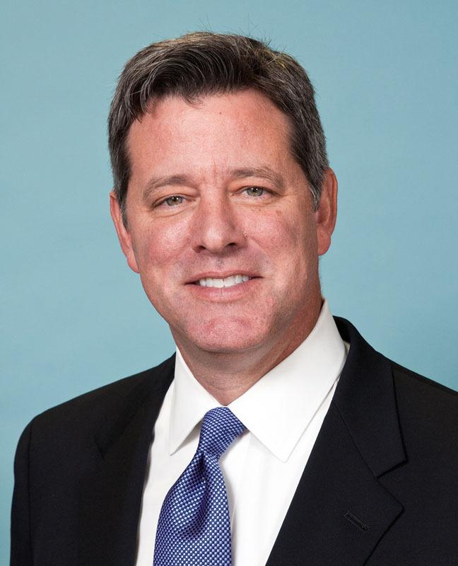 Paul McDermott, the new President and CEO of Washington Real Estate Investment Trust.