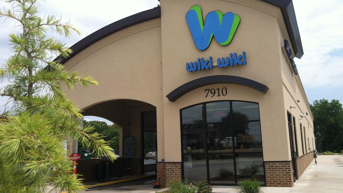 How Wiki Wiki Car Wash selected Greensboro for an expansion ...
