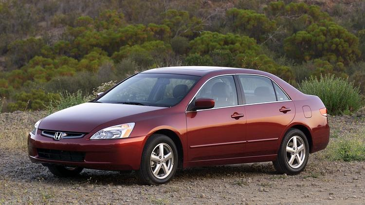 The Honda Accord is the most stolen vehicle nationally, but not in Alabama.