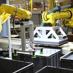 Manufacturers slowed orders for new technology in January