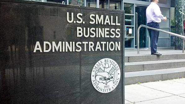 The SBA is processing loans agains now that the government shutdown is over.