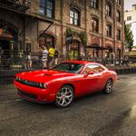 Dodge <strong>Challenger</strong>: Powerful image and engine, even the V6