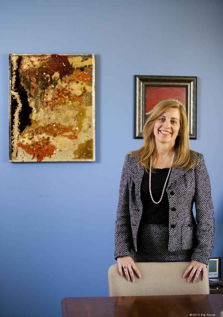 Renee McNiel is president of Corporate Move Consulting, which handles between five and 15 moves at any given time and closed 78 projects last year, its largest ever.