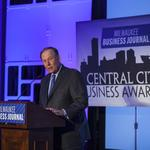 Jeff Joerres, <strong>Welford</strong> <strong>Sanders</strong> honored at Central City Business Awards: Slideshow