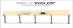 How one startup 3-D printed a Hyperloop model in less than 24 hours