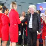 Virgin America arrives at DIA, already looking to expand routes (Slideshow) (Video)