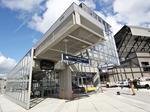 Demand for office space around transit stops grows