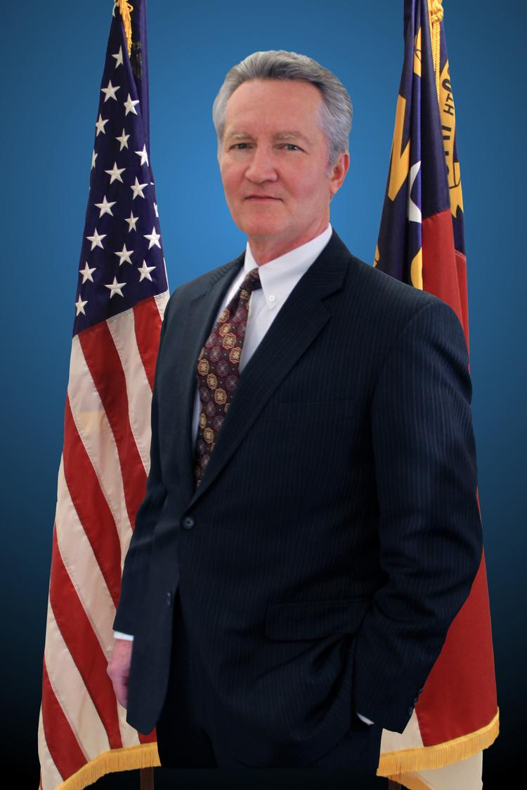 Frank Perry has been appointed secretary of the N.C. Department of Public Safety.