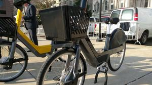 Baltimore's first bike-share rentals coming in October
