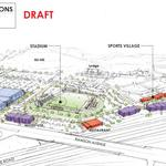 Franklin spending plan for Ballpark Commons clears first hurdle
