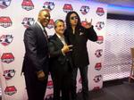 Gene Simmons and Ted Leonsis are teaming up to rock arena football