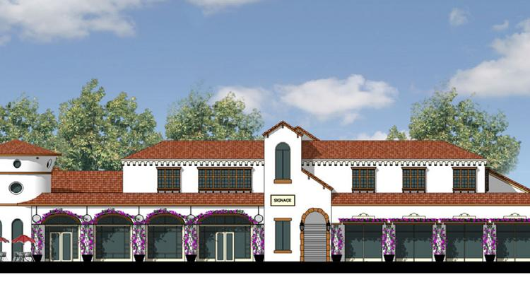 Unicorp is adding a $6 million Winter Park commercial center to its to-do list.