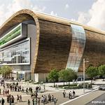 Milwaukee Bucks arena plans head to city Plan Commission