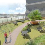 The newest rooftop hangout in Washington will be reserved for kids