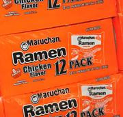 Ramen noodles are always a big seller among college students