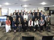 The University of Tampa Global Access Partnership at the Dubai Silicon Oasis Incubator Center.