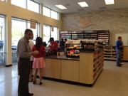 The new east Orlando Wawa was already buzzing with activity just minutes after opening on Aug. 22.