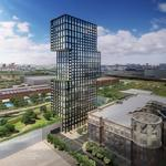 In Alexandria, <strong>Zell</strong> and Hines partner to develop one of region's tallest apartment towers