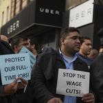 Uber drivers' next stop: Bankruptcy?