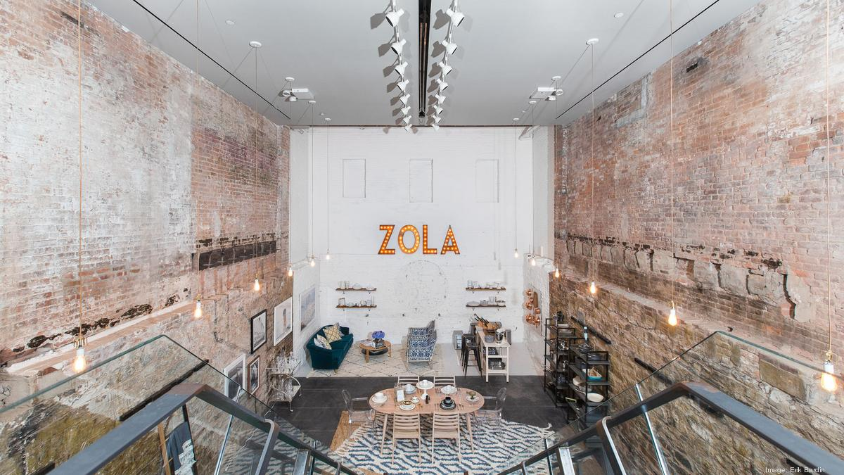 Real Weddings Zola: Zola Opens Swanky 'Townhouse' In SoHo As Retail Experiment