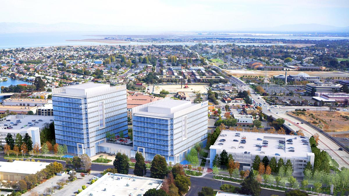 Sign And Drive Lease Deals >> Gilead seals land deal to expand Foster City HQ - San Francisco Business Times