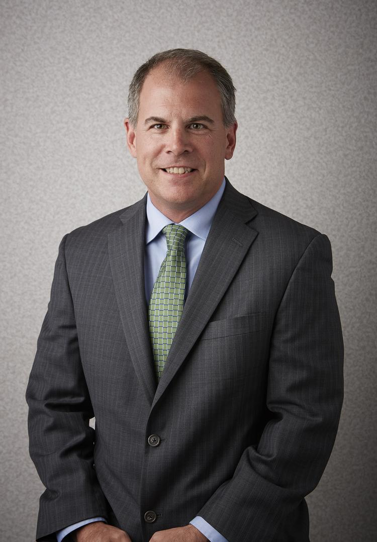 New North Memorial Health Care chief financial officer Todd Ostendorf was most recently at UnitedHealth Group.