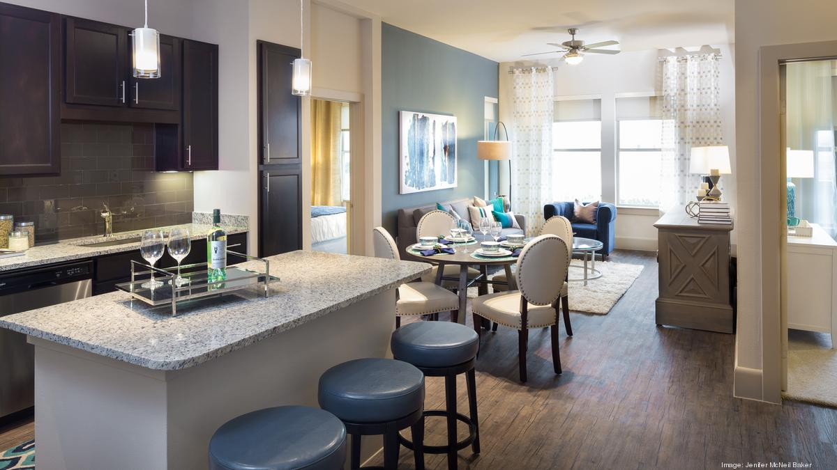 Kaplan Management To Open New District At Memorial Luxury Apartments In West Houston Houston