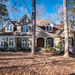 Home of the Day: Gorgeous Custom Home On Wooded Lot