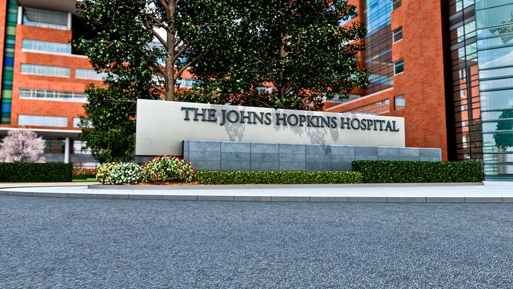 Johns Hopkins officials say the hospital needs the new Skip Viragh Outpatient Cancer Building to accommodate a growing demand for cancer treatment among an aging baby boomer population.