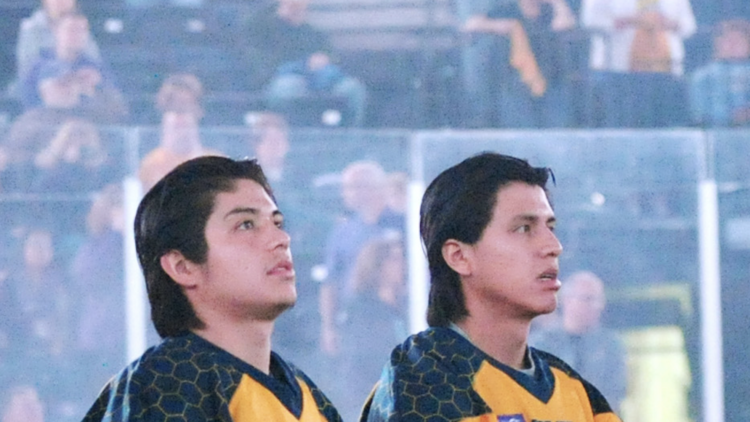 Miles and Lyle Thompson