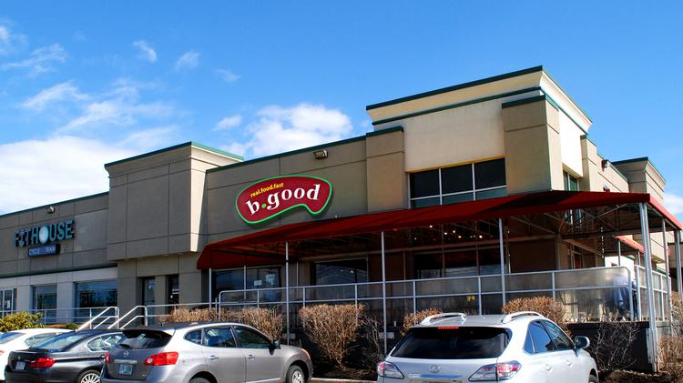 Boston-based fast-casual chain b.good is planning to open a location at 4 Cummings Park in Woburn by early summer.
