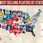 Throwback jerseys: See who's the top seller in Arizona
