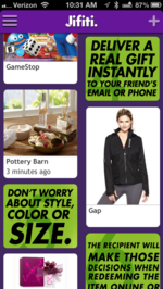 Gift-giving app Jifiti lands another $1M from private equity firm Jesselson Capital
