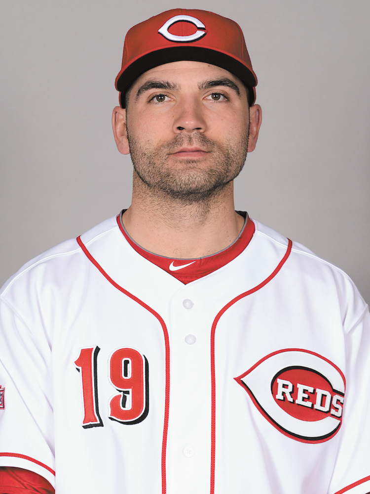 how tall is joey votto
