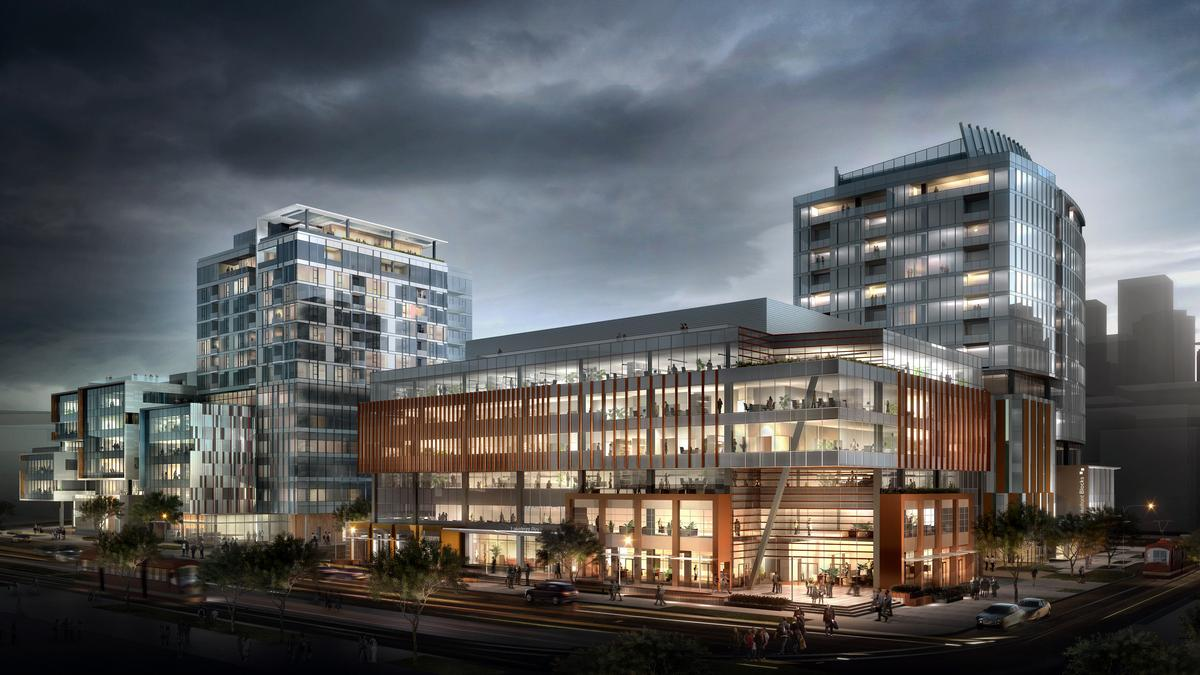 Google moving from Fremont to huge new South Lake Union space - Puget Sound Business Journal