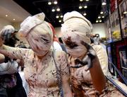 Nurses from the video game/movie franchise Silent Hill.