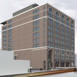 10-story office project is latest development in hot North Loop