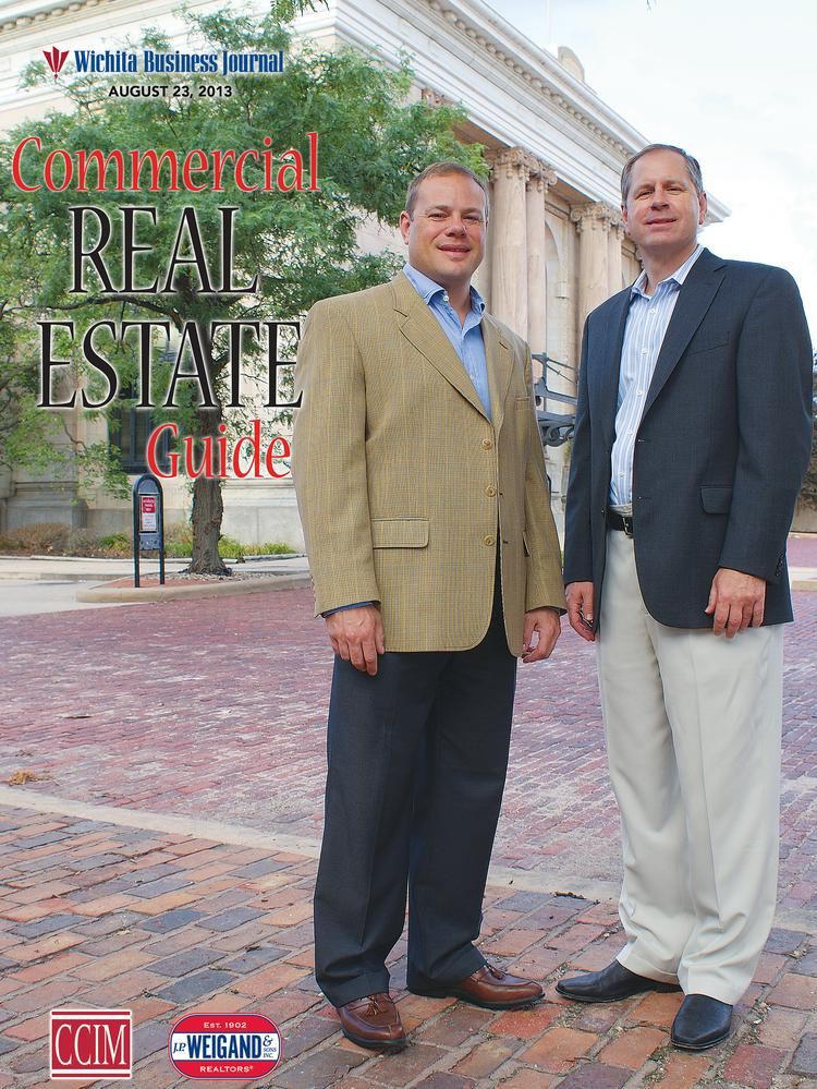 Downtown rising: Chad Stafford and Gary Oborny's plans for Union Station epitomize the momentum Wichita has generated in its city center.