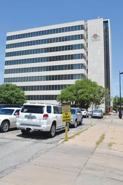 A potential hiccup for downtown is USD 259 Wichita's departure, expected in the next couple of years. More than 200 people work in this office tower at 201 N. Water, which the school district owns and has begun to market.