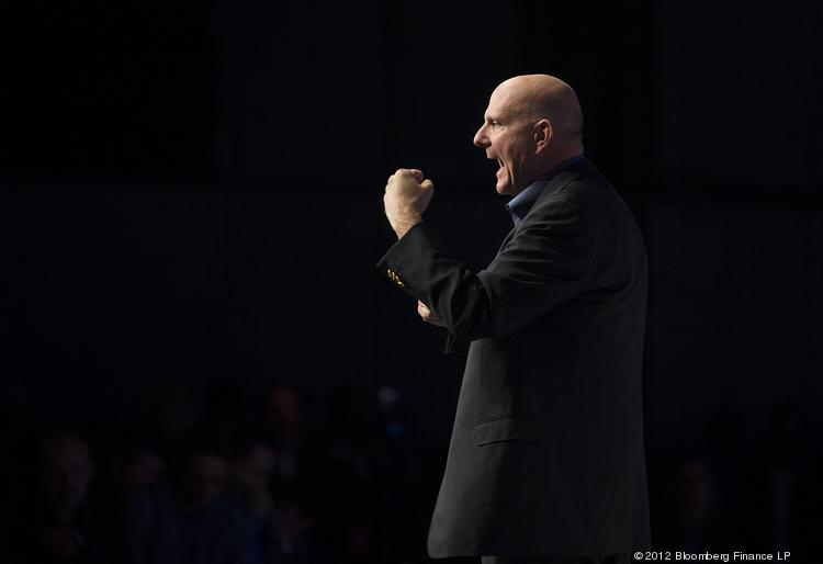 Despite plans to leave the top spot at Microsoft sometime in the next year, CEO Steve Ballmer will still be the second-largest shareholder in the company.